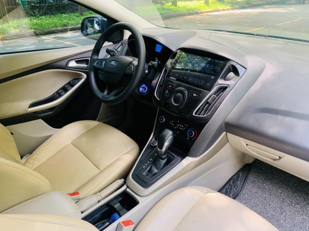 Ford focus đời 2018 màu nâu chạy lướt - 7