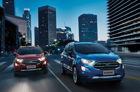 Ford ecosport mới 100 - 1