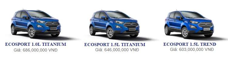 Ford ecosport mới 100 - 27