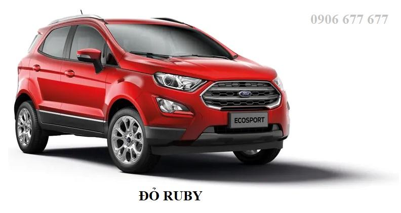 Ford ecosport mới 100 - 31