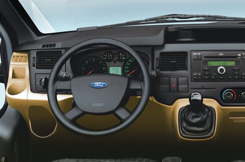 Ford transit 2021 - 14