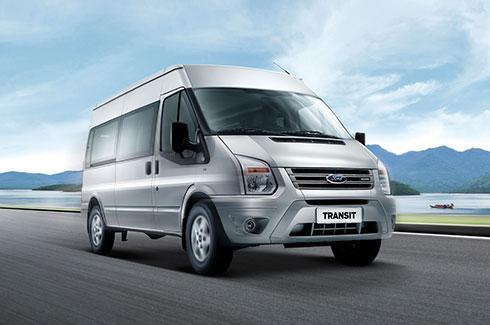Ford transit 2021 - 9