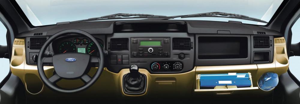 Ford transit 2021 - 13