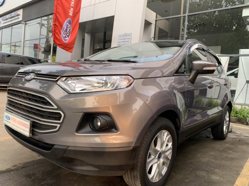 Ford ecosport số sàn đời 2016 - 3