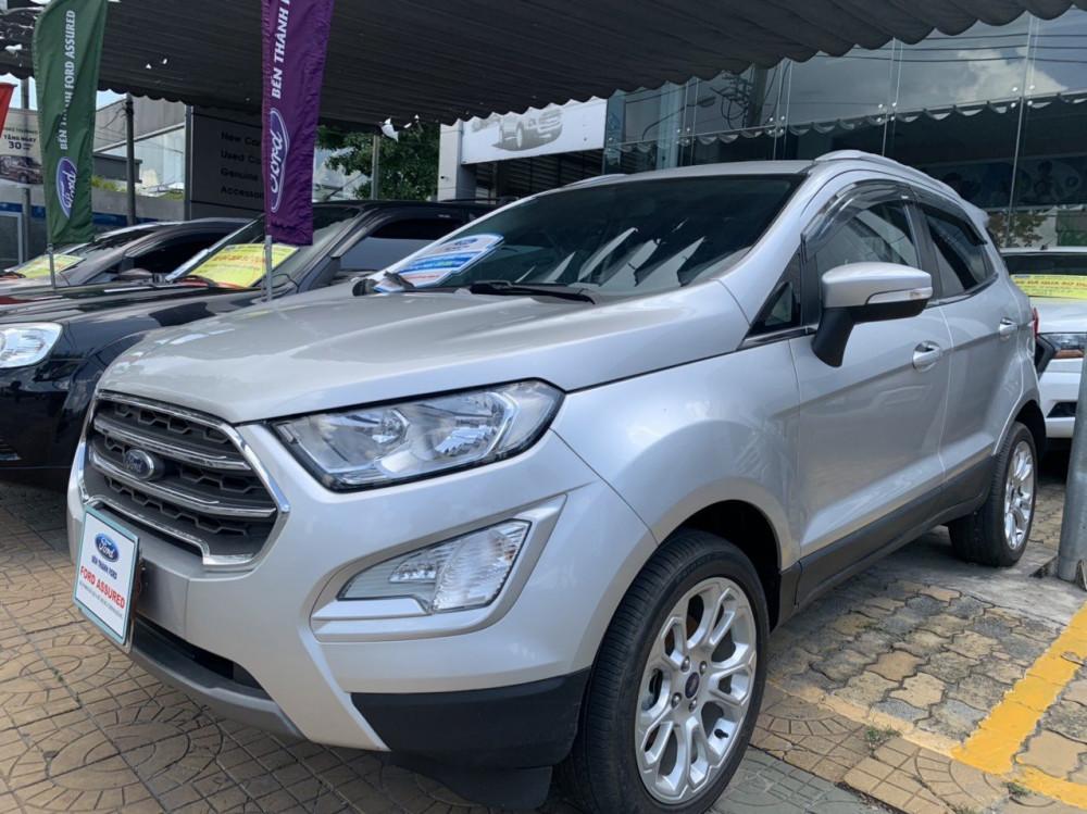 Ford ecosport titanium đời 2018 - 2