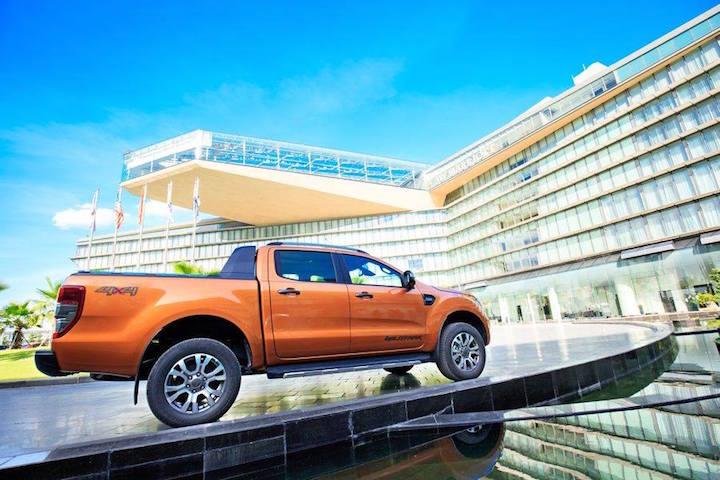 Ford Ranger đánh giá chi tiết nhất